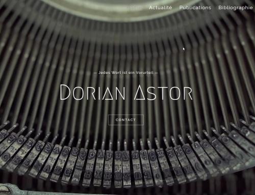Dorian Astor