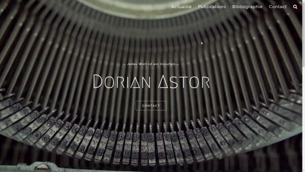 dorian-astor-website